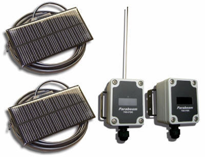 Parabeam Additional Solar Recharging Beamset | Add multiple Beams